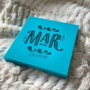 """ColourPop """"Mar"""" 9 Pan Eyeshadow Palette"""